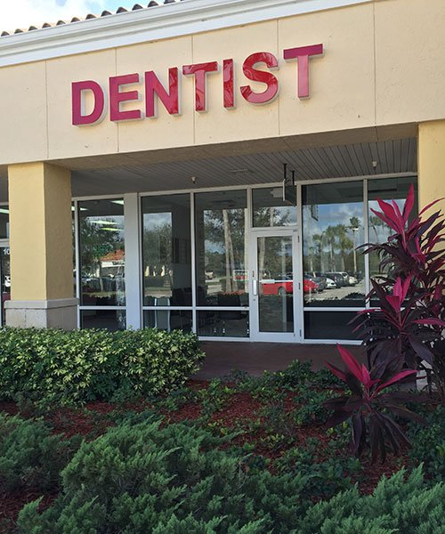 Palm Beach Gardens dental practice